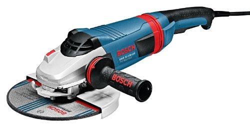 Bosch Professional GWS 22-180 LVI 0601890D00 haakse slijper, 180 mm diameter schijfdiameter, 2.200-W-motor, karton, 1 stuk