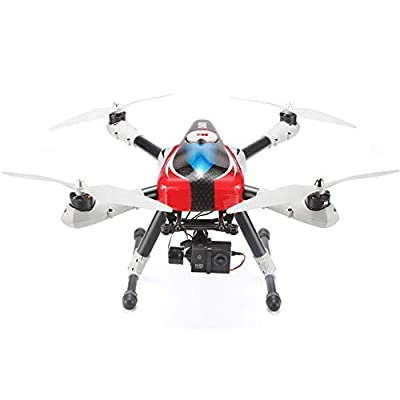LUGEUK Drone Traversing Machine Professional Four-axis Aircraft Remote Control Aircraft Model Toy