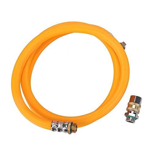 Conectores de la manguera Manguera de alta presión Lavadoras de alta presión de la manguera DN6 fijo Tipo de conexión rápida del motor de gasolina Accesorios pulverizador (Diameter : As picture)