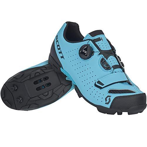Scott MTB Comp Boa Damen Fahrrad Schuhe blau 2021: Größe: 39