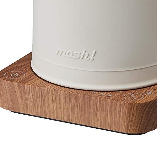 mosh!モッシュ電気ケトルM-EK1(アイボリー)