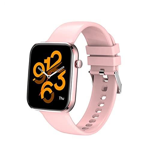 SMART Watch-Band Fitness-Tracker-Uhr Z15 Wasserdichte Smartwatch-Bluetooth-Anruf-Uhr Herzfrequenz-Erkennung für Frau Männer Rosa Elektronikzubehör