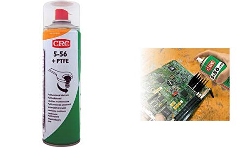 Crc - Lubricante multiuso 5-56+teflon difusor 500ml