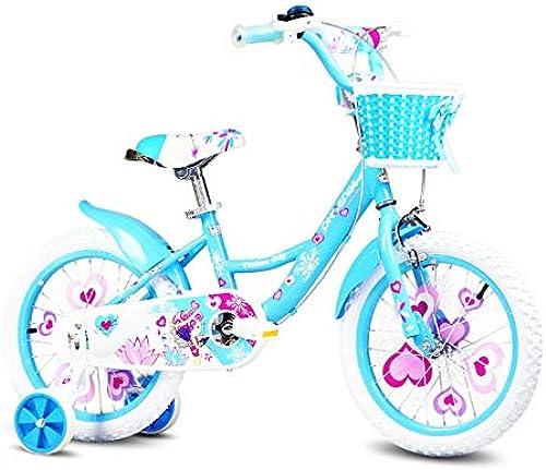 tienda en linea Minmin-chezi Bicicleta para Niños 16 Pulgadas Pulgadas Pulgadas Cochecito de bebé 14 12 18 Pulgadas bebé Hembra 2 3 6 años Bicicleta  Con precio barato para obtener la mejor marca.