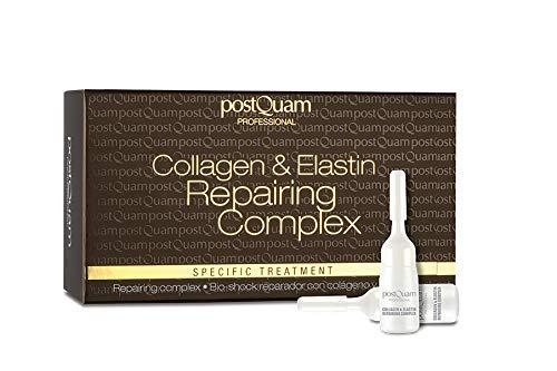 Postquam | Tratamiento Facial Antiarrugas en Monodosis - 12 Ampollas x 3 Ml