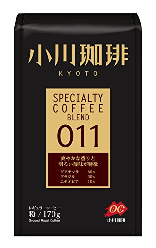 小川珈琲 スペシャルティコーヒーブレンド011 170g