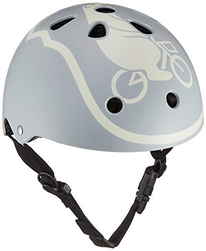 ブリヂストン(BRIDGESTONE) bikke キッズヘルメット CHBH4652 LB B371581LB キッズ (頭囲 46cm~52cm)