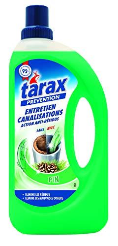 Tarax - Entretien Canalisations Biologique - Ecocert - 1 L