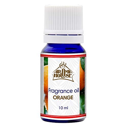 Aceite Fragancia Naranja 10ml - para Aroma Lámpara & Difusor - Adecuado Para Hacer Velas & Jabones - Para Ramos Secos & Bolsitas Perfumadas - Productos Para Cuidado Cuerpo & Piel
