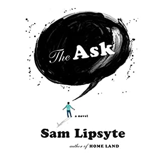 The Ask audiobook cover art