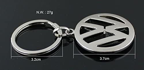 fit benz CRETQ Car Logo Key Chain Rings for Man and Women Chrome Plated Key Rings