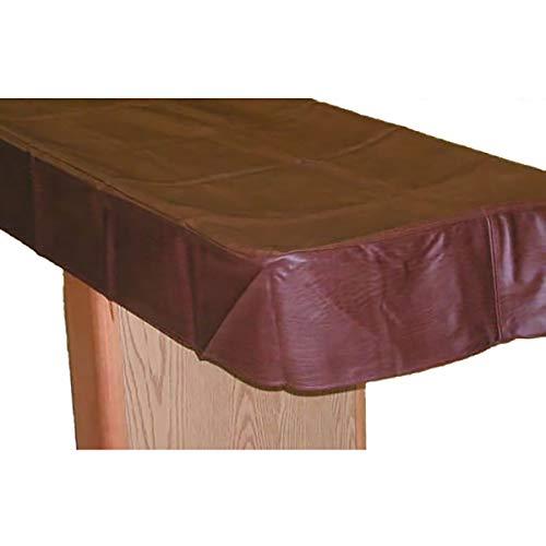 Championship Shuffleboard Table Cover - Brown - 20'
