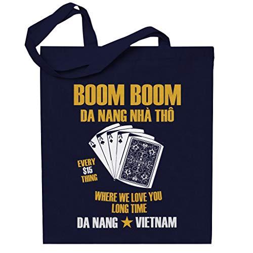 Cloud City 7 Full Metal Jacket Boom Da Nang We Love You Long Time Totebag