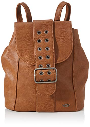 Fritzi aus Preussen Elfi Backpack Medium, Zaino Donna, Caramello, Taglia Unica