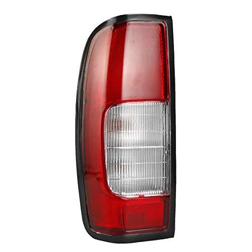 Weilaijaiju Lámpara de Freno de luz de la luz de la Izquierda Izquierda/Derecha con la Bombilla para Nissan Navara D22 D23 Pickup 1998-2004 (Color : Left)