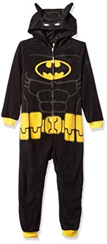 LEGO Batman Boys Onesie Pajamas, All-in-one Set