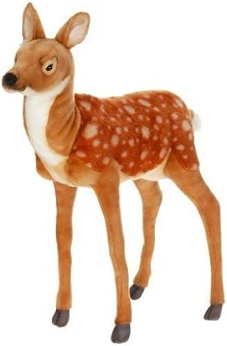 mejor precio Hansa Plush - - - 32 Large Standing Bambi Deer by Hansa  garantía de crédito