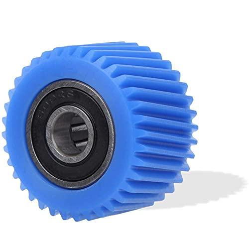 DAUERHAFT Remplacement de l'engrenage en Nylon Interal de qualité supérieure en Nylon Interal Performance Durable, pour vélos électriques