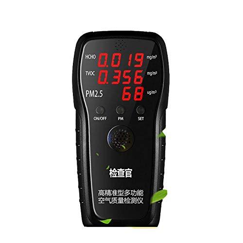 DZSF Luftqualitätsdetektor, Benzin-Monitor, für Innenräume, Haushalt, hohe Präzision, Selbstüberwachung