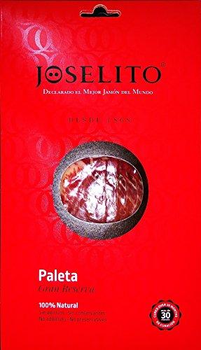 2 sobres - Paleta de Bellota 100% Ibérica D.O.P. Gran Reserva JOSELITO - 2 Sobres de 70 gr c/u Envasados al Vacío