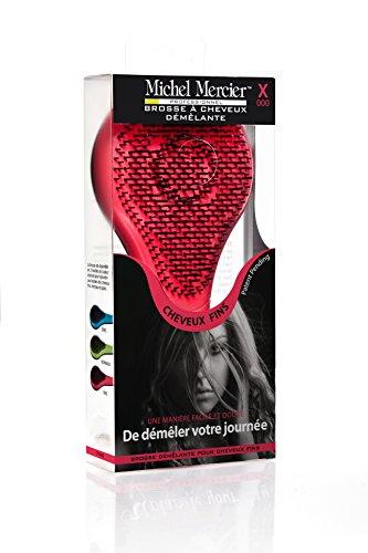 Michel Mercier Cepillo para desenredar, para cabello fino