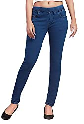 ADBUCKS Lycra Womens Jeggings Denim Pants (Plus Size Also Available)