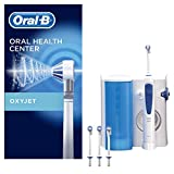 Oral-B Oxyjet Idropulsore con Sistema di Pulizia in Profondità e Tecnologia con Microbollicine, 4...