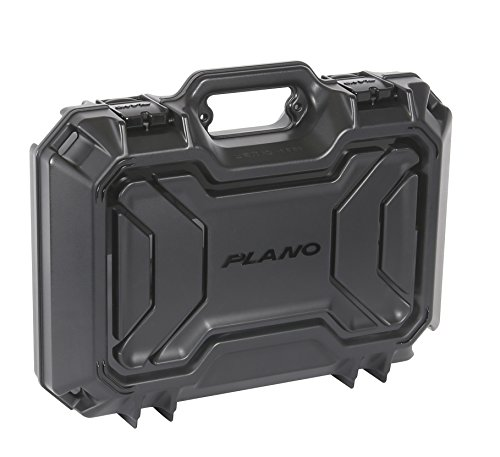 Plano Tactical Pistol Case, 1071800 Black, 18