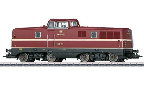 Märklin 036083 Modellbahn Diesellokomotive Baureihe 280, braun
