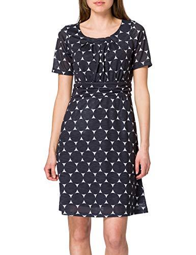 More & More Damen 11823552 Lässiges Kleid, Multi_2010, 44
