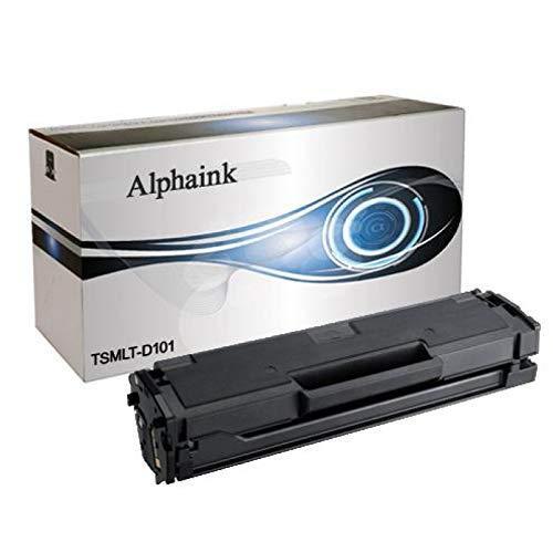 Toner Alphaink Compatibile con Samsung MLT-D101 versione da 1500 copie per stampanti Samsung ML-2160 2161 2162 2164 2165 2168 3400 SCX-3400 3401 3405 SF-760 765