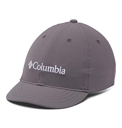 Columbia Youth Cap, Casquette Ajustable, Enfant, Coton, Gris (City Grey), Taille Unique (Ajustable), 1644971