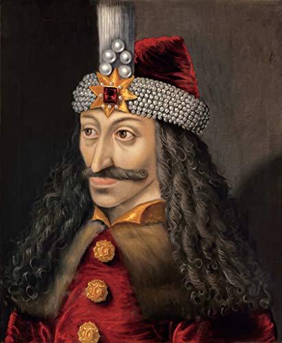 Kunstdruck/Poster: AKG Anonymous Vlad Tepes Dracula Porträt 16 JH - hochwertiger Druck, Bild, Kunstposter, 40x50 cm
