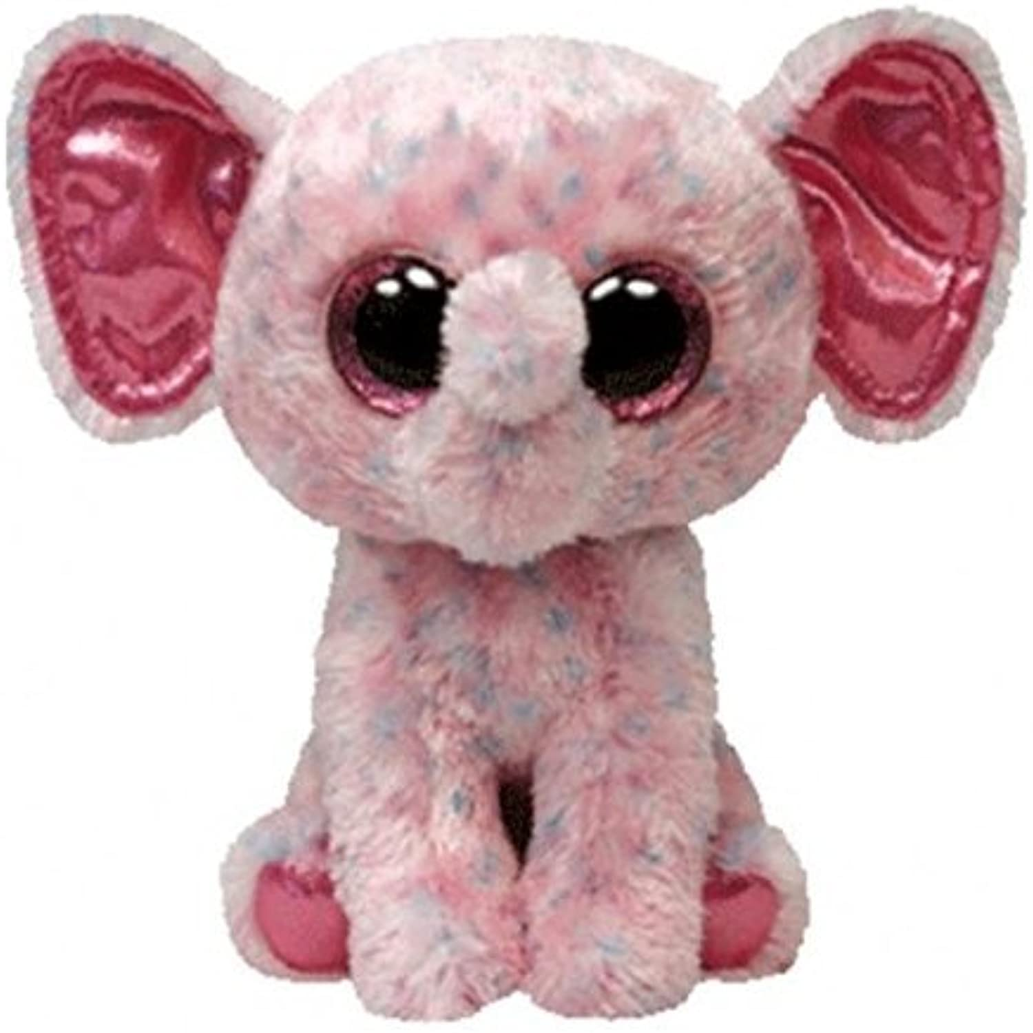 Ty Beanie Boos Ellie  Elephant Large (Justice Exclusive)