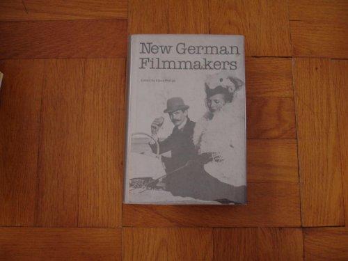 New German Filmmakers: From Oberhausen Through the 1970s (UNGAR FILM LIBRARY)