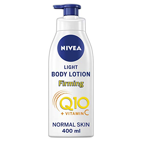 NIVEA Firming Body Lotion Q10 Plus Vitamin C, 400 ml
