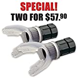 Expand-A-Lung Breathing Fitness Exerciser 2 PK Special!!!