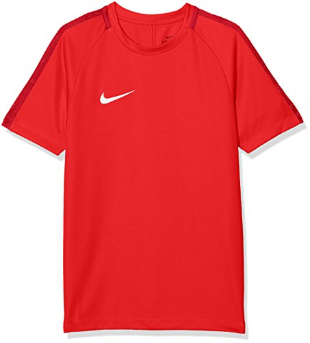 Nike Kinder Dry Academy 18 T-Shirt, rot (University Red/Gym Red/White), L