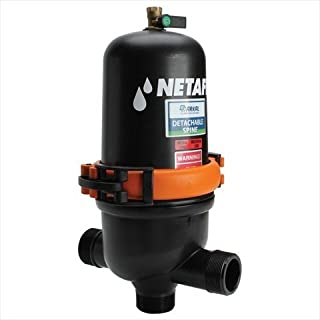 Netafim 25A2DL-120 2 Dual Lite Manual Disc Filter