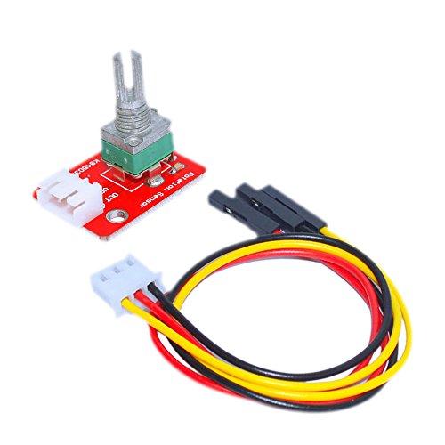 Keyes Módulo de sensor de vibración KY-031 J34 Arduino Raspberry Knock
