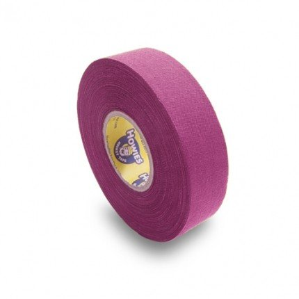 Schlägertape Profi Cloth Hockey Tape 25mm f. Eishockey farbig (pink), 23 m