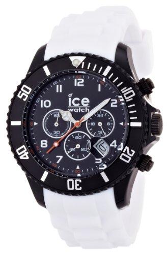 Ice-Watch Armbanduhr ice-Chrono Big Schwarz - weiß CH.BW.B.S.10