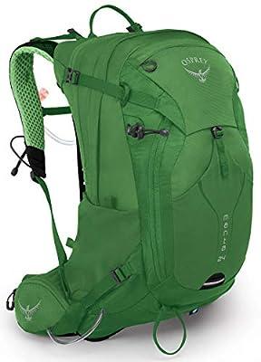 Osprey Manta 24 Men's Hiking Hydration Backpack Green Shade One Size
