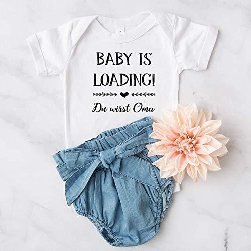 kurzarm Body für Neugeborene
