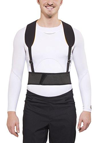 KOMPERDELL Erwachsene Protectpropack'16 Protektor, Schwarz/Orange, M, 6228-20, ProtectProPack'16