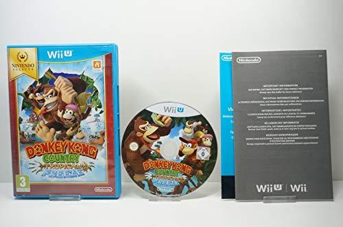 Générique Donkey Kong Tropical Freeze (Select)