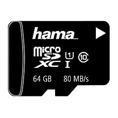 Hama microSD microSDHC microSDXC Karte