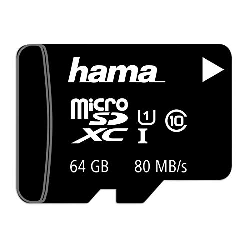 Hama Hama microSD microSDHC microSDXC Karte Bild