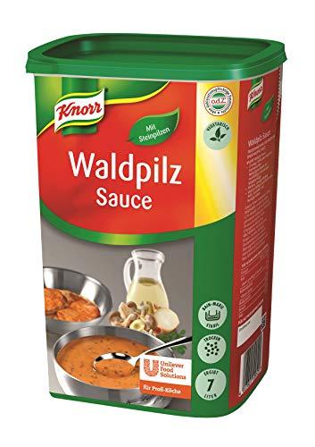 Knorr Waldpilz Sauce, 1er Pack (1 x 1 kg)