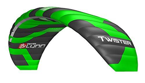 Lenkmatte Lenkdrachen Peter Lynn Twister 7.5 (R2F) gebraucht kaufen  Wird an jeden Ort in Deutschland